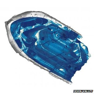 Ancient zircon from Earth's crust