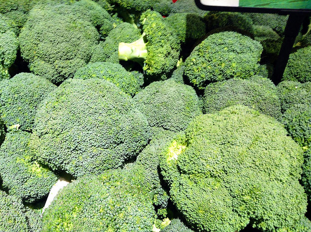 Broccoli | Credit: Mike Mozart - https://www.flickr.com/photos/jeepersmedia/15111929836