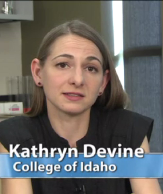 Kathryn Devine | College of Idaho