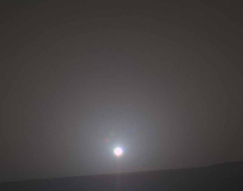 Photo from Mars | Credit: NASA