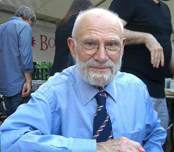 Oliver Sacks | Credit: Luigi Novi  (https://en.wikipedia.org/wiki/Oliver_Sacks#/media/File:9.13.09OliverSacksByLuigiNovi.jpg)