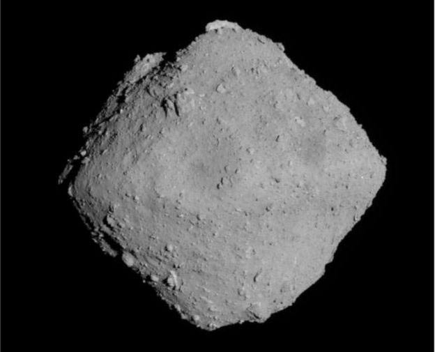 Ryugu Astroid | Credit: Japan Space Agency