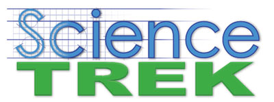 Science Trek Logo