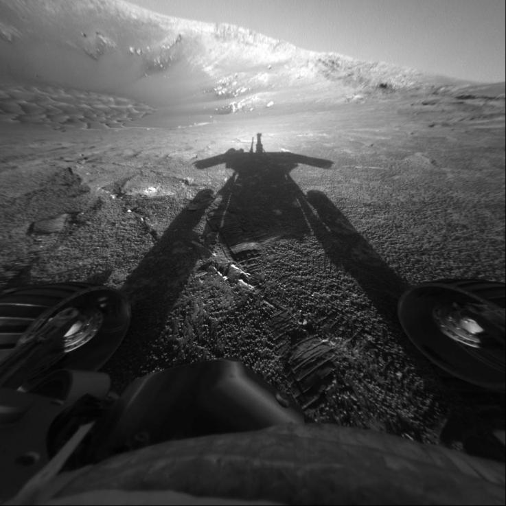 Opportunity Rover | Credit: NASA